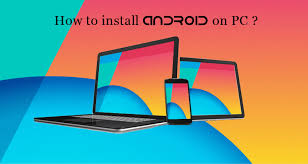 install android on pc how to install and run android 4 4 kitkat alongside windows