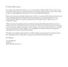 self recommendation letter business partner recommendation letter