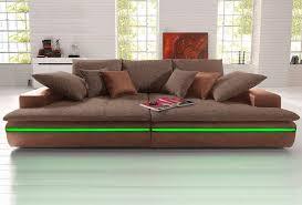 breites sofa big sofa wahlweise in 2 größen kaufen otto