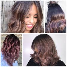 Mauve Color by Chocolate Mauve Hair Colors For 2017 U2013 Best Hair Color Ideas