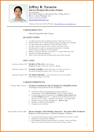 Curriculum Vitae Samples In Pdf by 10 Curriculum Vitae Pdf Samples Ideas Collection Curriculum Vitae