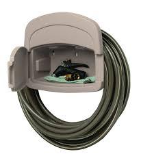amazon com suncast dhh150 deluxe garden hose hangout with 150
