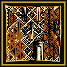 african kuba view from earth digital art by vagabond folk art