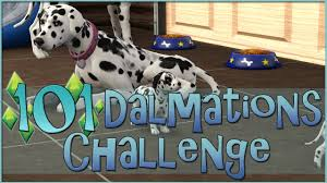 newborn dalmatian puppies barn sims 3 101 dalmatians