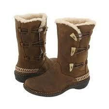 womens boots europe ugg australia toast leather kona toggle sheepskin boots sz 6 eu 37