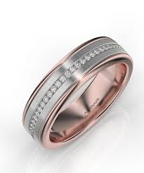 mens white gold wedding rings the significance of men s wedding bands