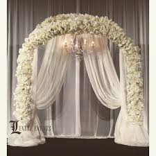 wedding arches columns 211 best arches images on wedding ceremony bows and