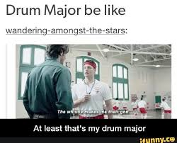 Drum Major Meme - if bts were in marching band army s amino