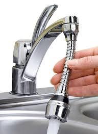 Faucet Sprayer Turbo Flex 360 Flexible Faucet Sprayer Carolwrightgifts Com