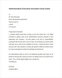 executive assistant cover letter executive assistant cover letter musiccityspiritsandcocktail