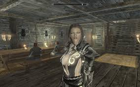 skyrim hair changer change illias hair to lydias hairstyle at skyrim nexus mods and