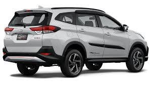 mitsubishi expander seat new 2018 toyota rush suv makes debut in indonesia
