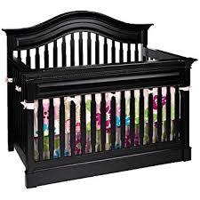 Babi Italia Convertible Crib Babi Italia Parrish Lifetime Crib Vintage Black Baby