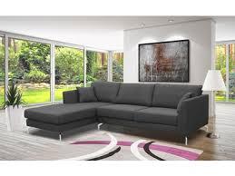 h h canapé canapé d angle à gauche ytic gris