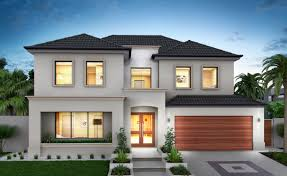 magnificent open plan two storey homes home design