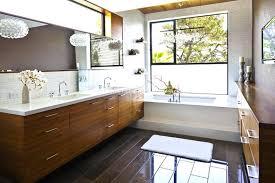 Real Wood Vanities Vanities New Waves Aspen 40 Modern Solid Wood Vanity Modern