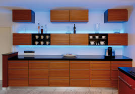 Light Kitchen Ideas Glass Shelves With Lights Kitchen Attractive Blue Led Kitchen