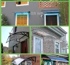 Patio Awning Spare Parts Economic Plastic Awnings Spare Parts For Rain Door Cover And Sun