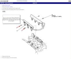03 honda pilot have serivice manual and replacing knock sensor