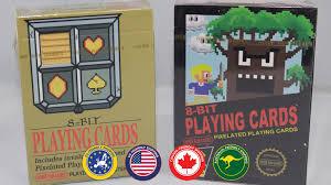 8 bit legacy cards home run luxury decks by cobey pile