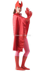halloween full body suit x man scarlet witch wanda maximoff zentai full body suit lycra unitard halloween costumes lycra spandex jpg