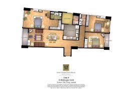bellagio floor plan 8 forbes town road high zone unit layout megaworld fort condominium
