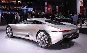 mercedes benz biome jaguar c x75 concept photos from the 2010 los angeles auto show