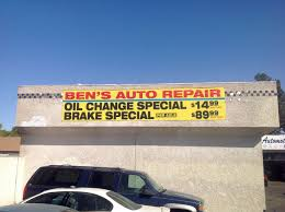 lexus of orlando brake service ben u0027s auto repair 14 95 oil change u0026 89 95 brake repair las vegas