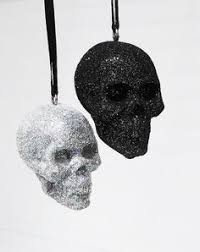 christopher radko glass la calavera sugar skull