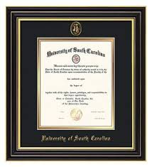 of south carolina diploma frame 8 best of south carolina diploma frames images on