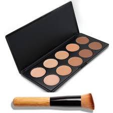mac concealer foundation cream 15 color palette makeup mugeek