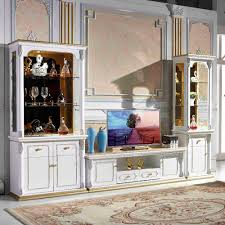 Modern Curio Arab Modern Curio Cabinet And Tv Stand Beautiful Home Furniture