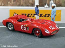 old maserati race car ferrari old irish racing model collection