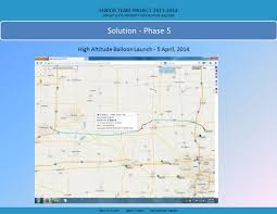 Wright State University Campus Map by Wright State University High Altitude Balloon Tracking System