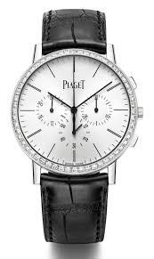piaget watches prices piaget altiplano chronograph sets new record for slimness
