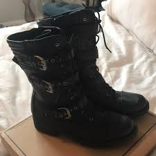 target womens boots size 9 59 missoni for target shoes faux leather moto boots from