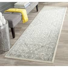 Yellow And Grey Runner Rug 2 X 10 Runner Rugs For Less Overstock