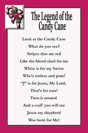 legend of the candy legend of the candy christmas bookmarks 24 pkg candy canes