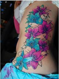 tattoo images hawaiian flower tattoos on foot find the latest