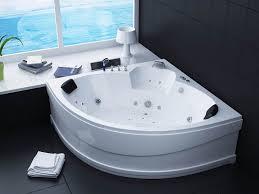 bathroom charming corner whirlpool tub tile ideas 91 corner