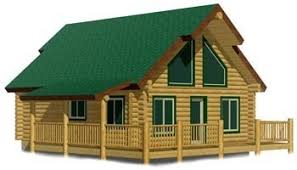 log cabin with loft floor plans log cabin house design plans packages kits