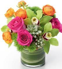 florist san diego mood changer green cymbidiums allen s flowers san diego florist