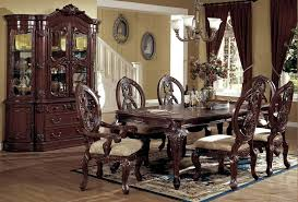 Elegant Dining Room Sets Home Design Ideas And Pictures - Fancy dining room sets