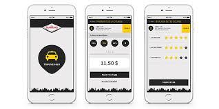 taxi diamond et sa nouvelle application pas simplement pour