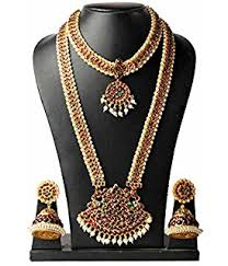 buy complete set bharatanatyam jewellery set with all the 10