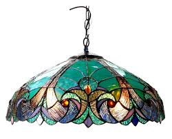 how to tea stain glass l shades stained glass pendant lighting houzz