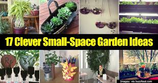 Garden Ideas For Small Spaces 17 Clever Small Space Garden Ideas