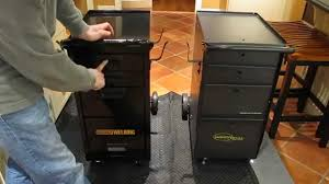 welding cabinet with drawers northern tool 164782 vs harbor freight 61705 welding cabinet cart
