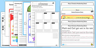 ks2 sentence structure resources page 3