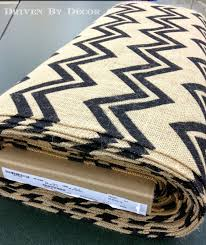 Hobby Lobby Home Decor Fabric by Diy Chevron Burlap Bulletin Board Driven By Decor